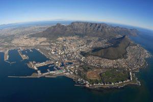 نمایی از آفریقای جنوبی